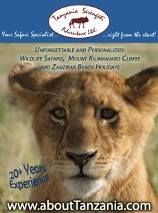 Tanzania Serengeti Adventure Limited